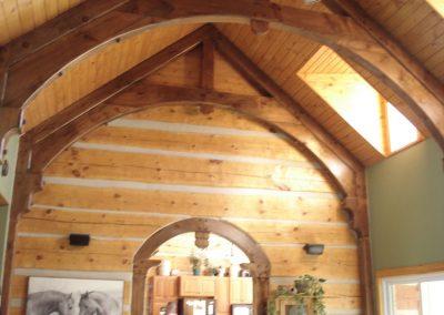 square log interior