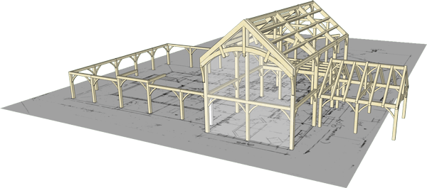 timber structure design